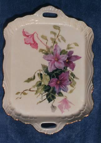 Tray Painted by Anna Bokmeyer