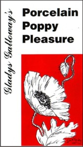 Porcelain Poppy Pleasure